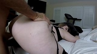 MY FIRST TIME WITH AN OLDER MAN FT. ANDI RAY &amp_ MIKE HUNT