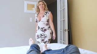 Big Tits Stepmom Bails Son To Fuck Their way